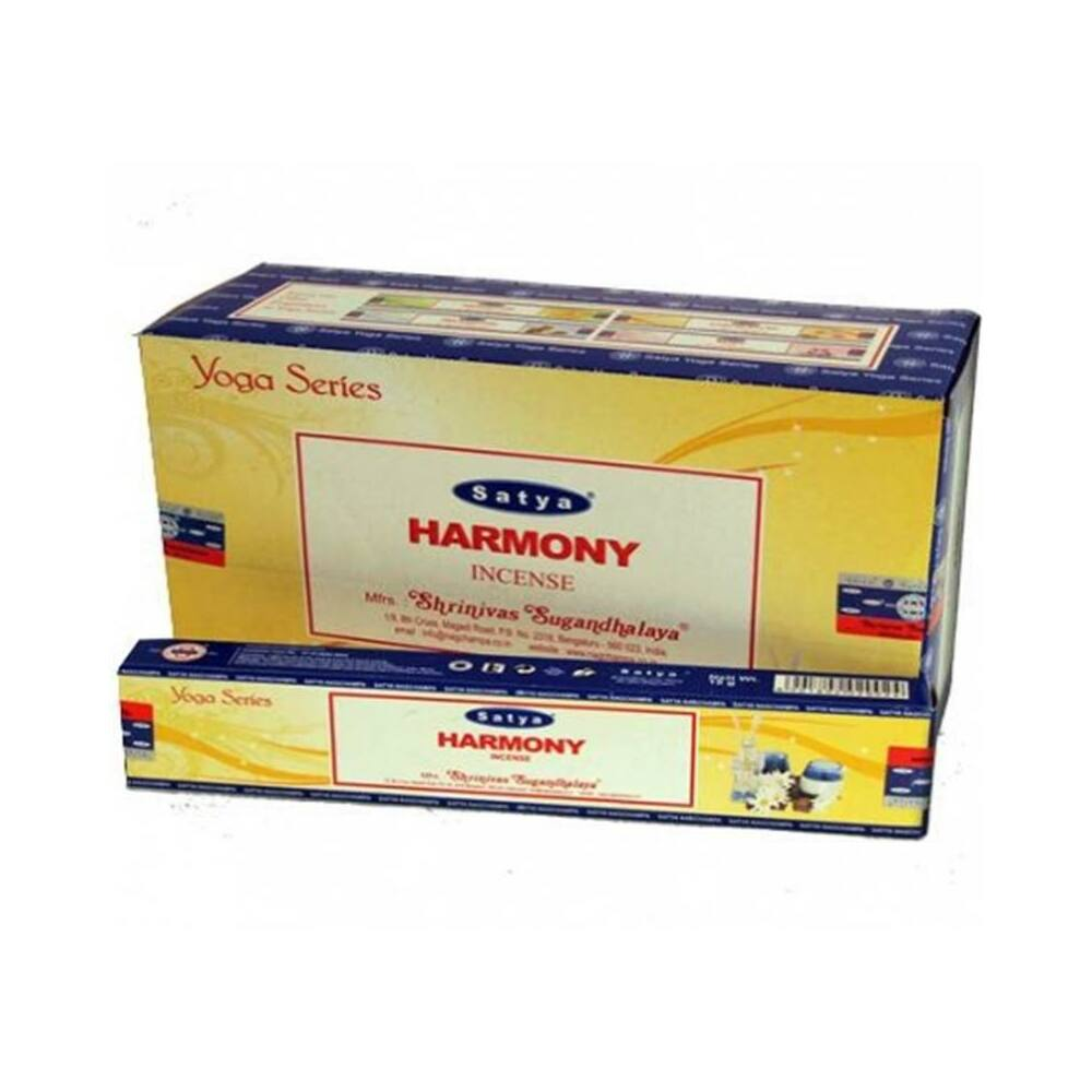 Füstölő - Satya Nag Champa Harmony
