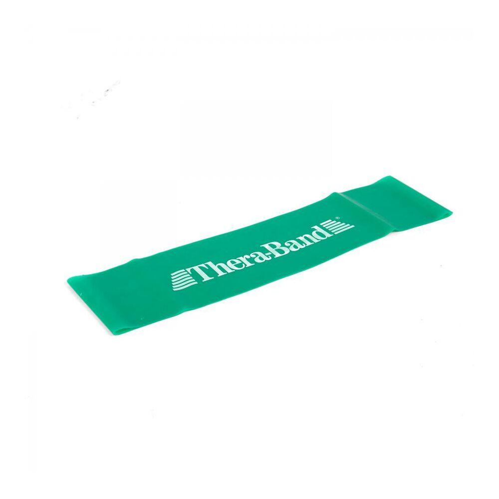 Thera-Band Loop - Hurok gumipánt - Resistance Bands zöld /erős