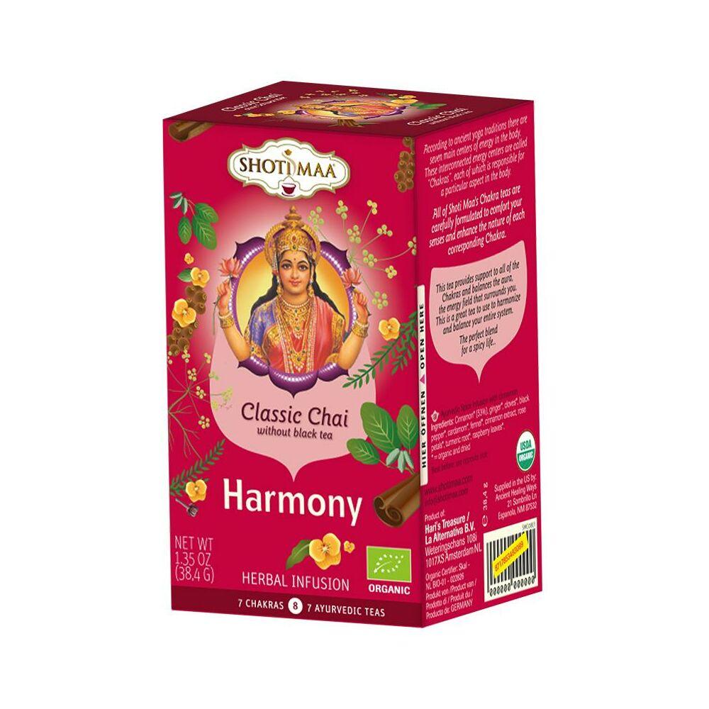 Shoti Maa Harmony organic Chai Tea