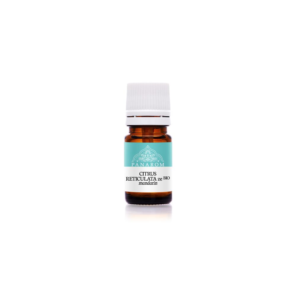 Panarom Mandarin héj Bio illóolaj - 10 ml