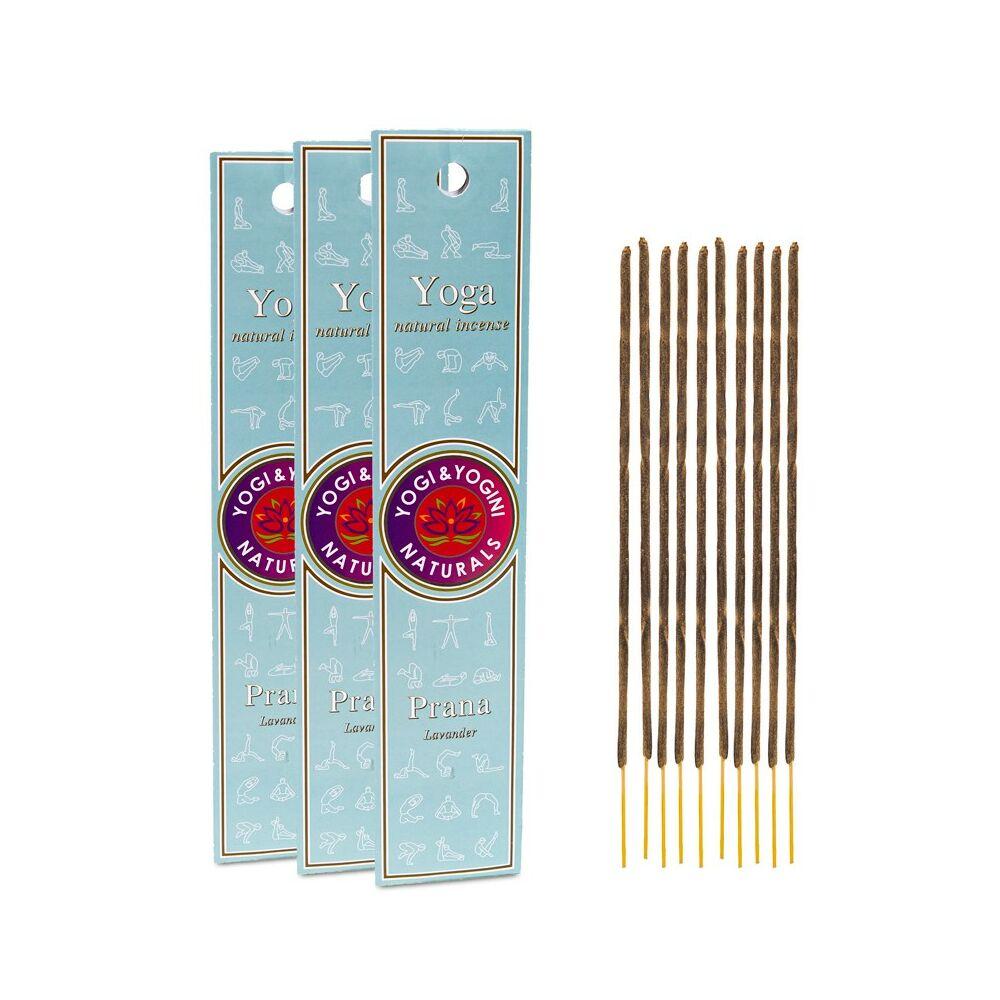 Füstölő - Yoga Prana - Levendula