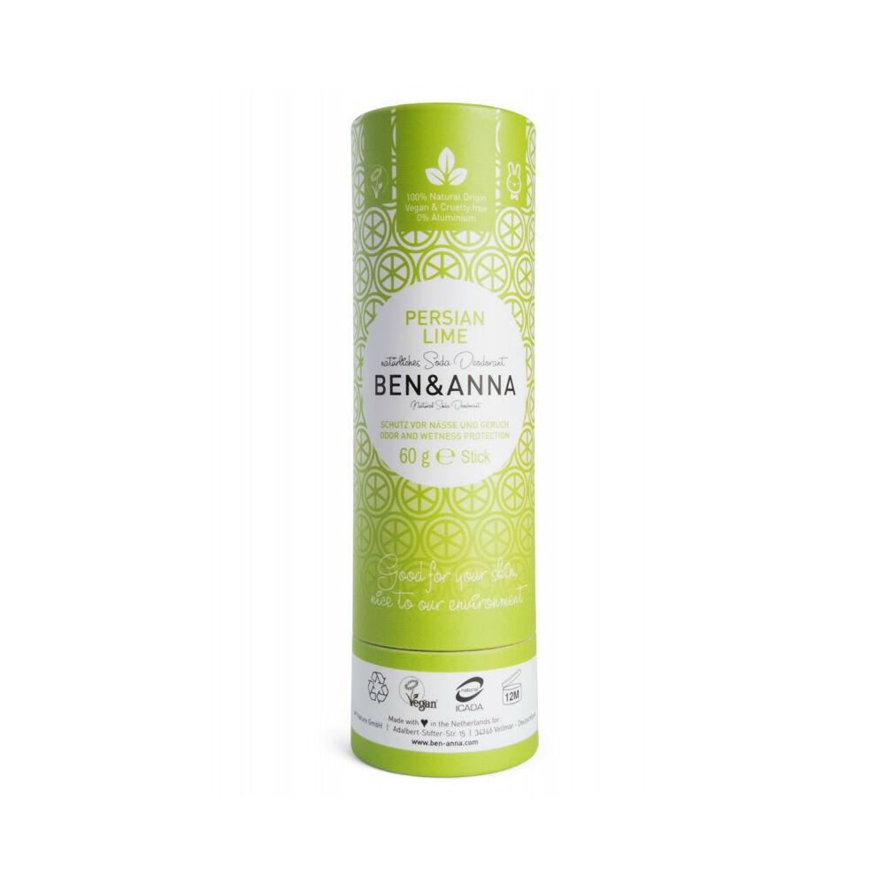 ben-anna natúr soda deo stick perzsa zöldcitrom