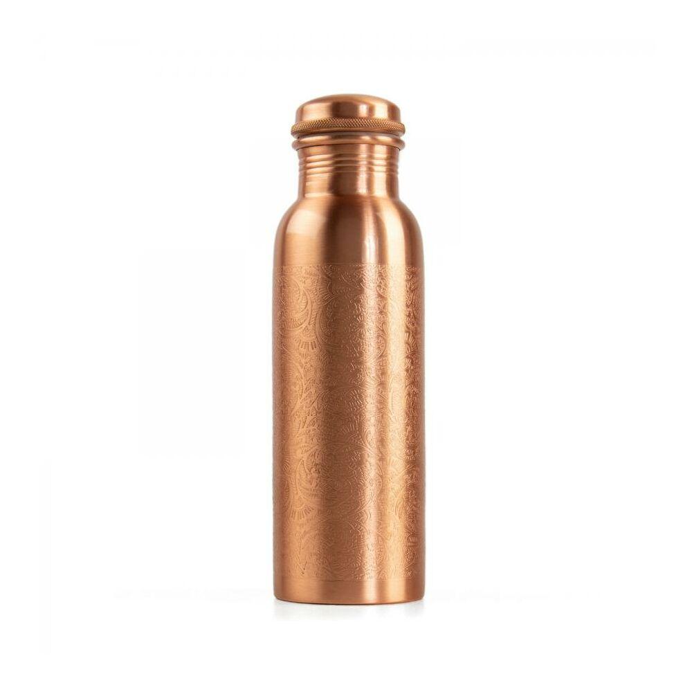 Bodhi - Réz kulacs - díszes- 800 ml