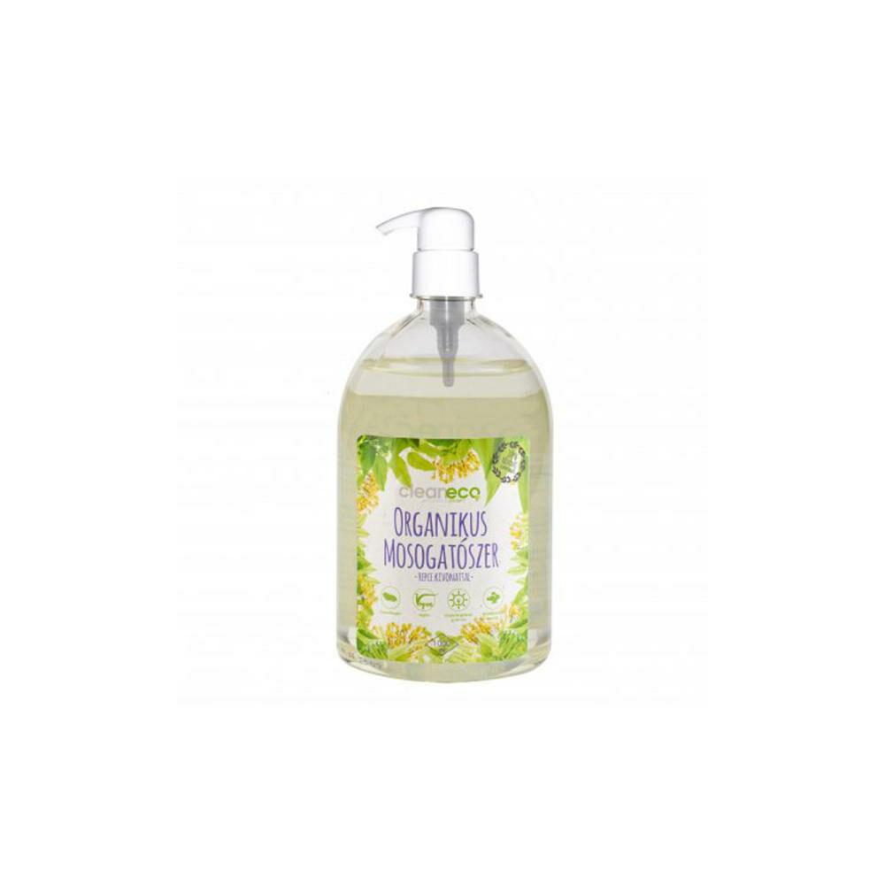 cleaneco organikus kézi mosogatószer repce kivonattal 1000ml