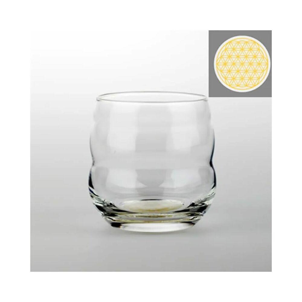 Ivópohár - Mythos Élet Virága - arany, 250 ml