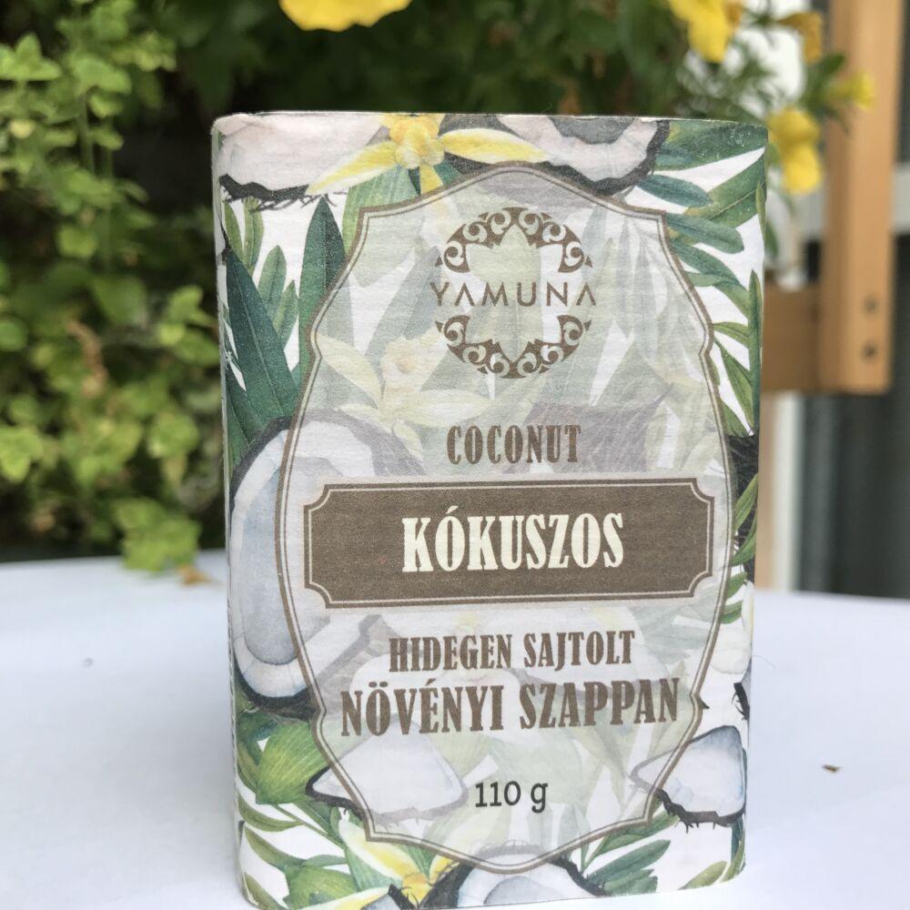 natural kókuszos szappan