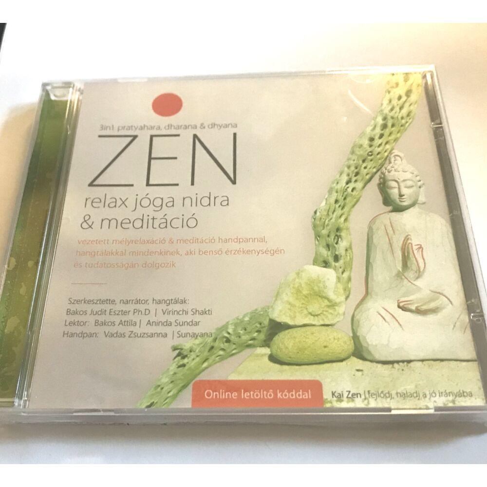 Zen - relax jóga nidra & meditáció CD