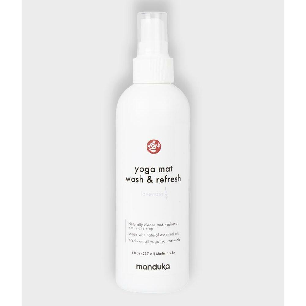 Tisztító spray - Manduka Mat WASH AND REFRESH - Levendula - 237 ml