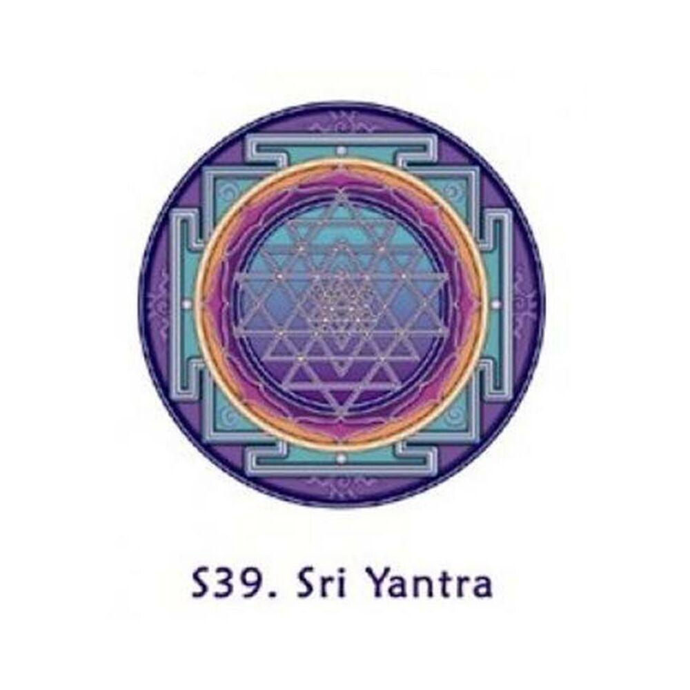 Ablak Matrica - Sri Yantra