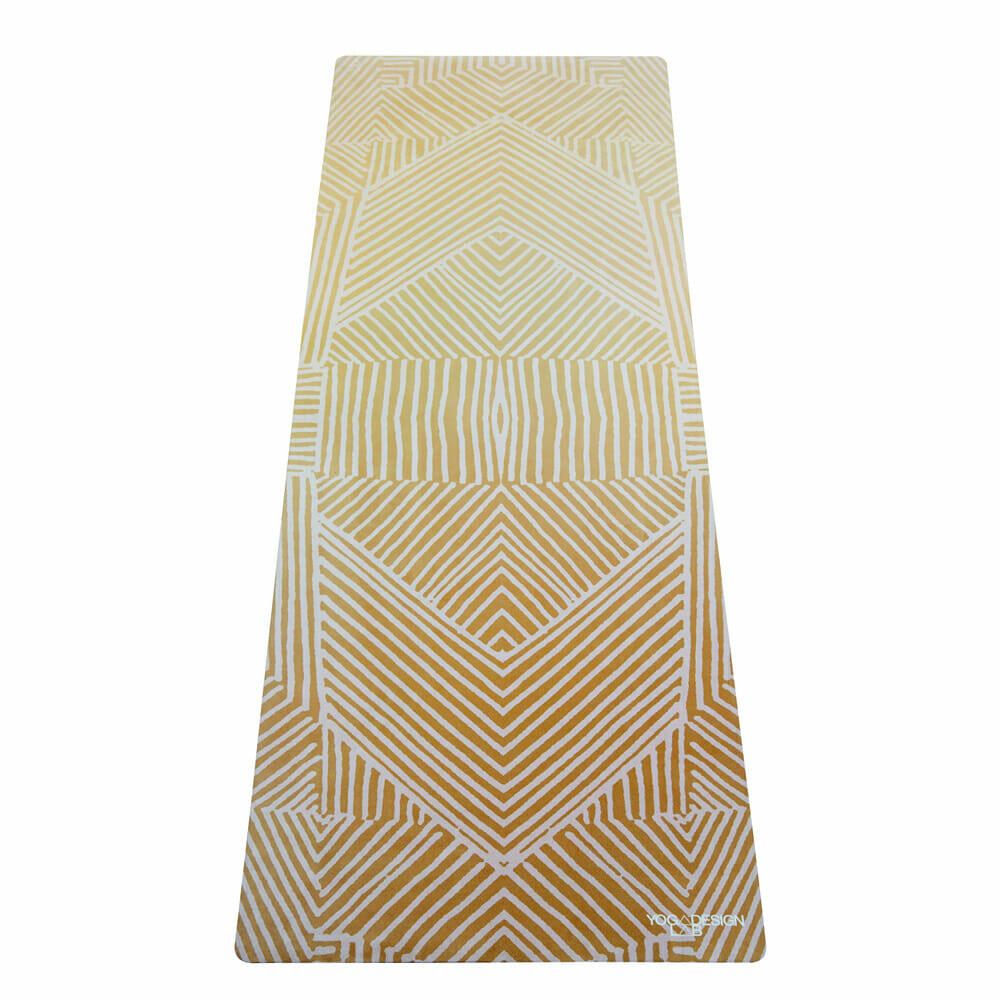 Yoga Design Lab Travel Matrac – Optical Gold- 1 MM 178x61