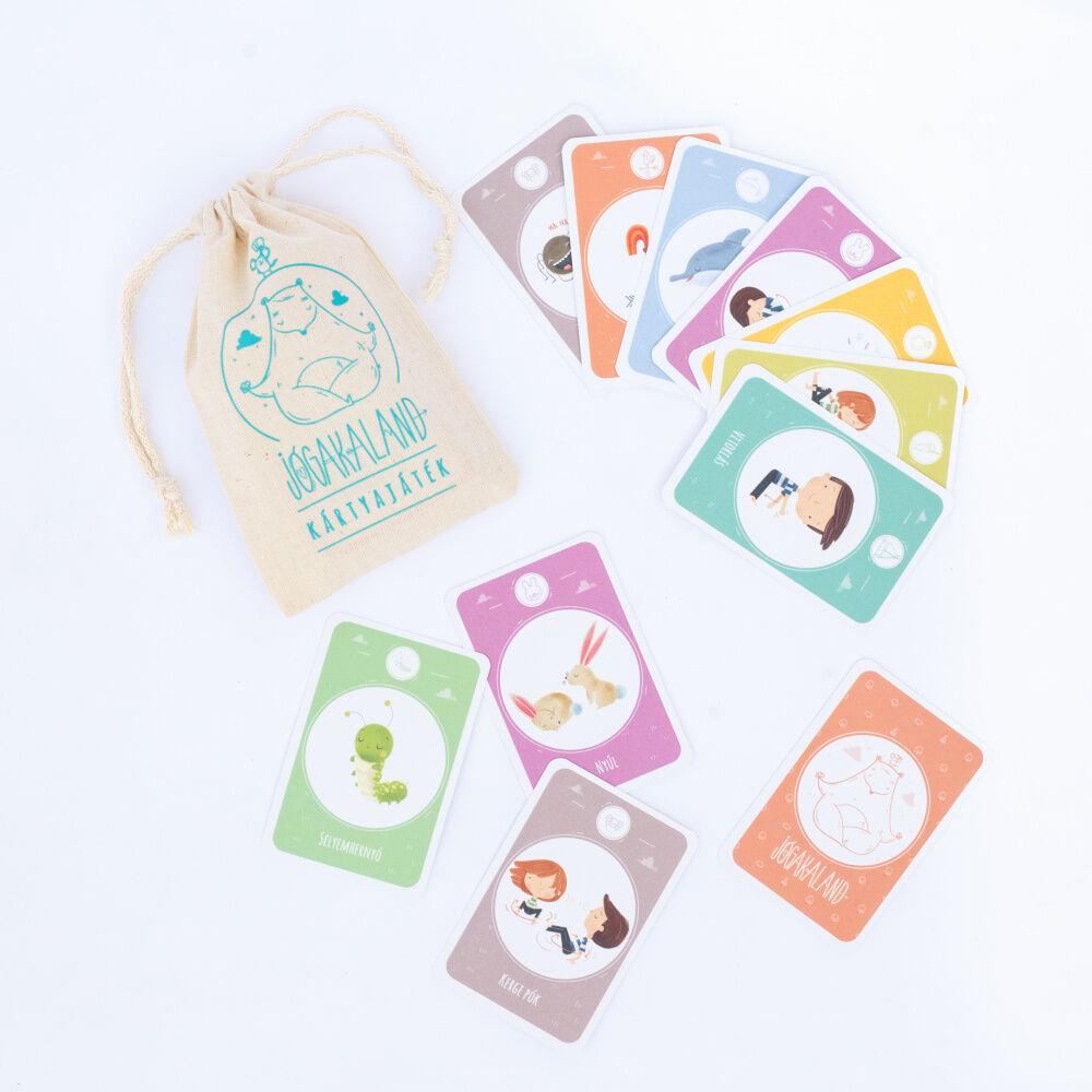 Jógakaland kártyajáték