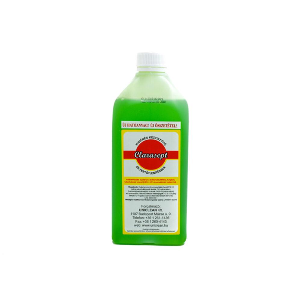 Clarasept higiénés kéztisztító és fertőtlenítő 1000ml