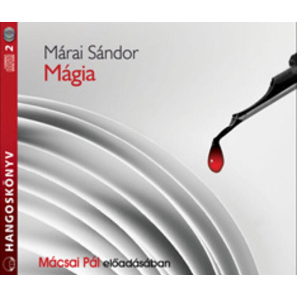Márai Sándor: Mágia (hangoskönyv)