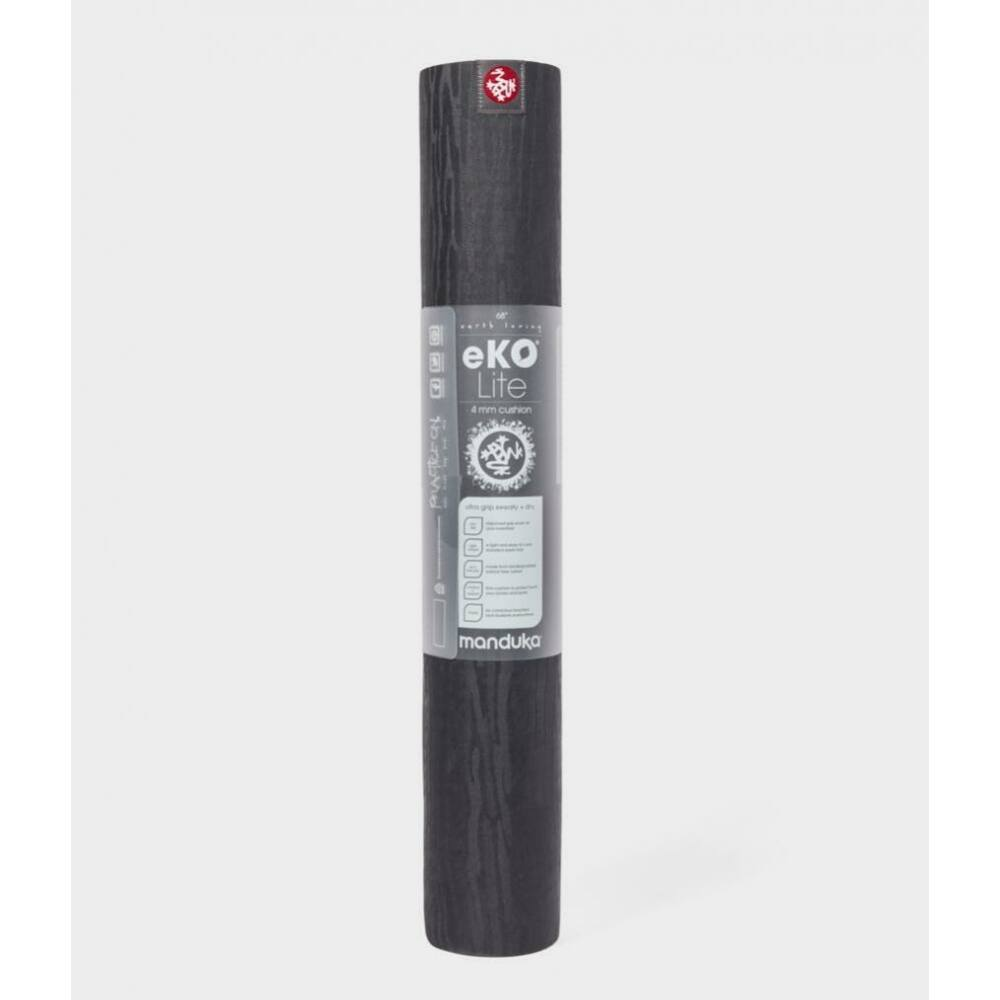 Manduka eKO Lite Mat 4 mm jógaszőnyeg - charcoal