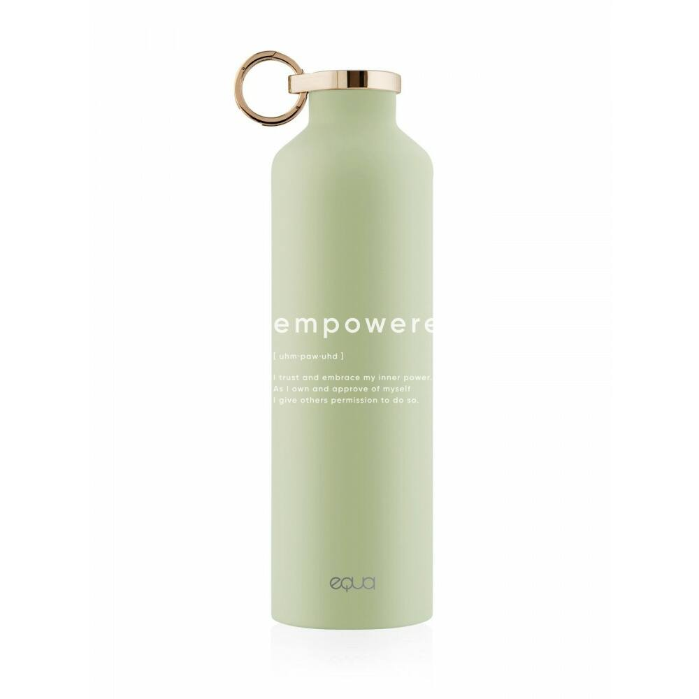 Equa Empowered (680 ml) Rozsdamentes acélkulacs