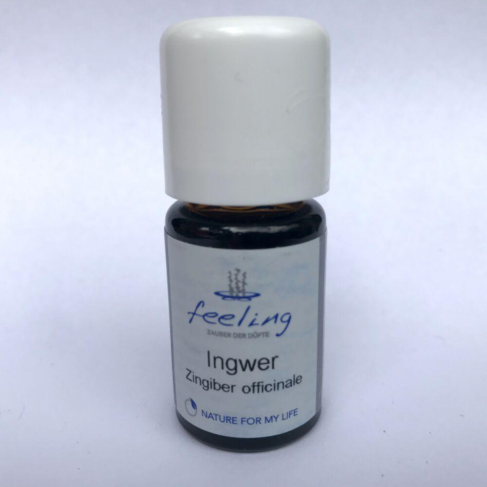 Gyömbér illóolaj - 5 ml