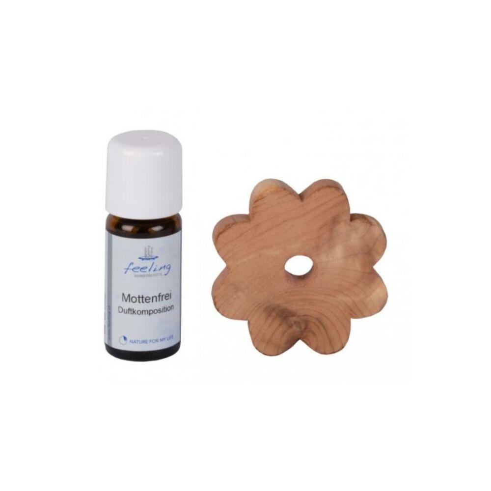 Moly elleni illóolaj keverék - 10 ml