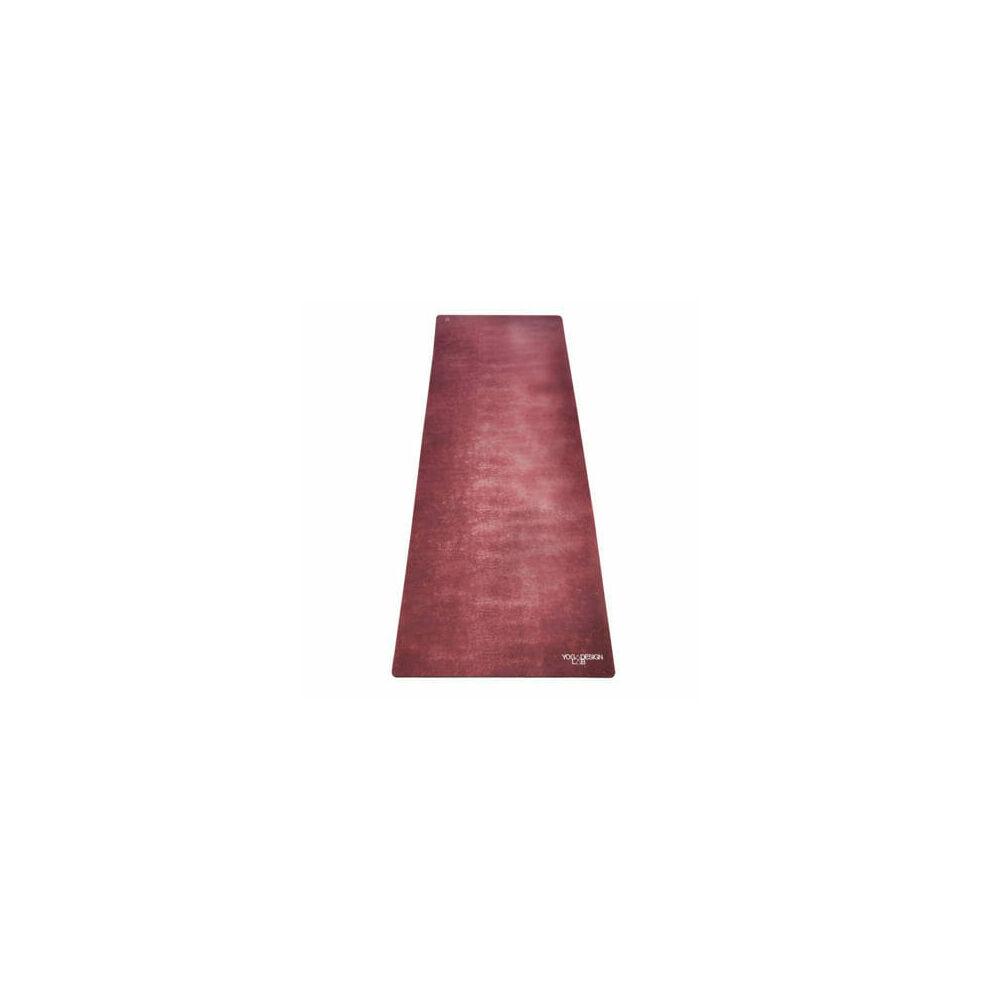 Yoga Design Lab Combo matrac, 3,5mm Aegean Plum, bordó
