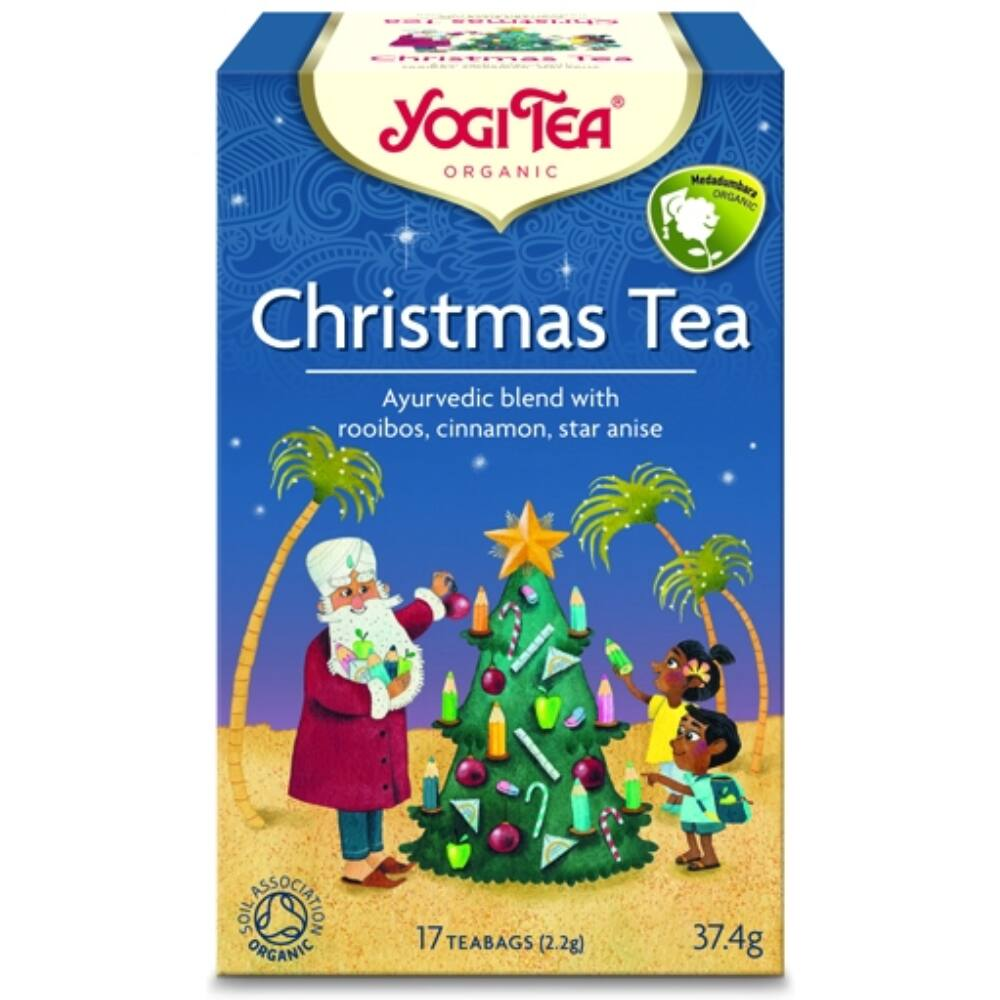 Yogi tea -  Christmas Tea - Karácsonyi tea