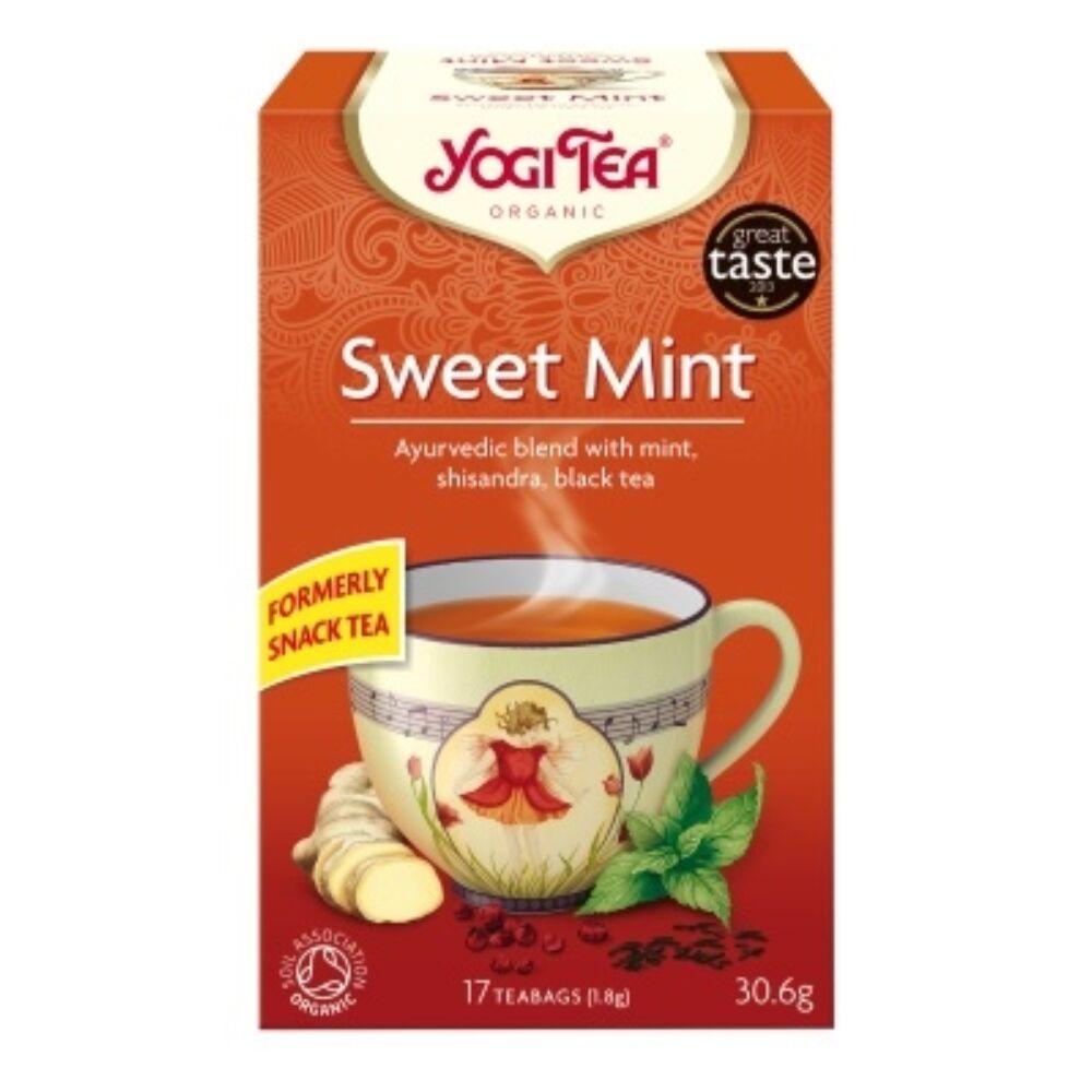Yogi tea - Sweet Mint - Édes menta