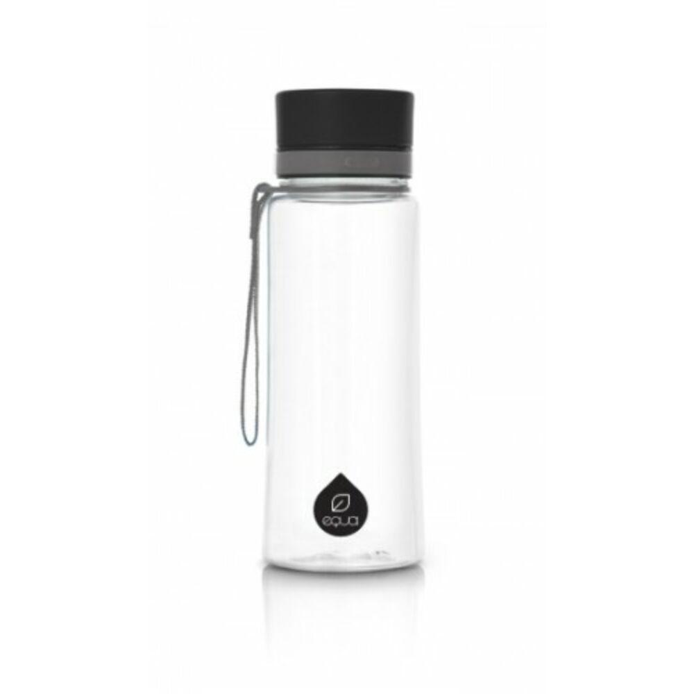 Equa BPA mentes kulacs - Fekete 600 ml