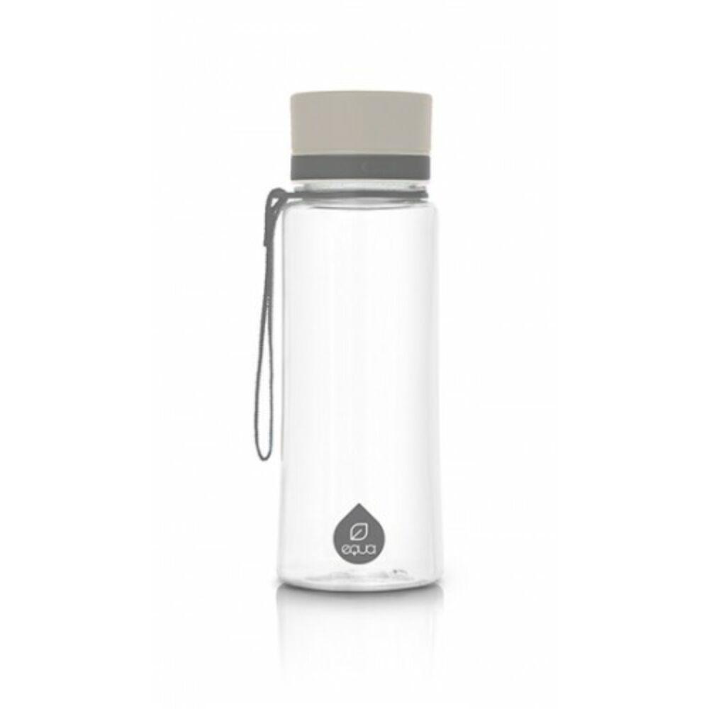 Equa BPA mentes kulacs - Szürke 600 ml