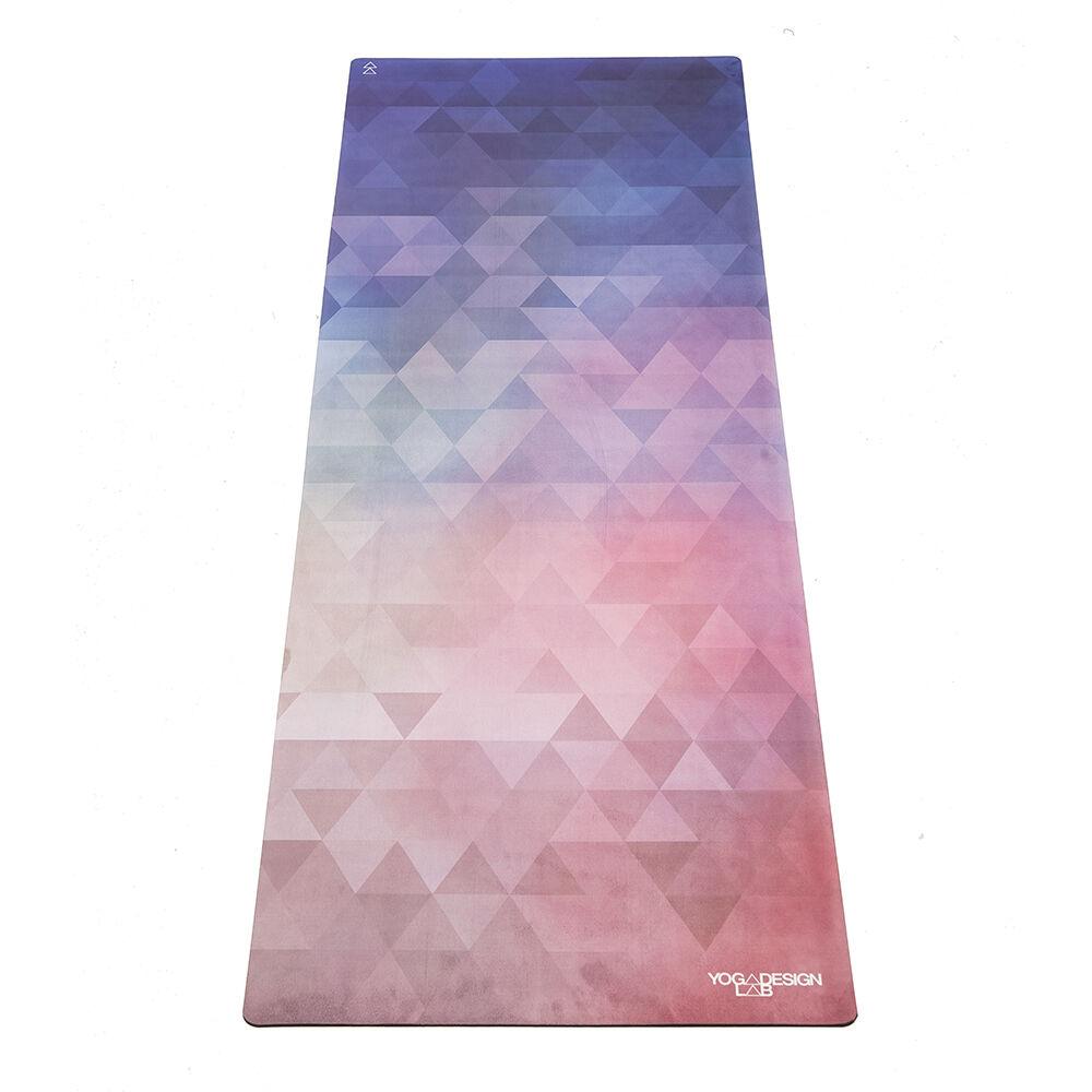 Yoga Design Lab Travel matrac 1mm Tribeca Love