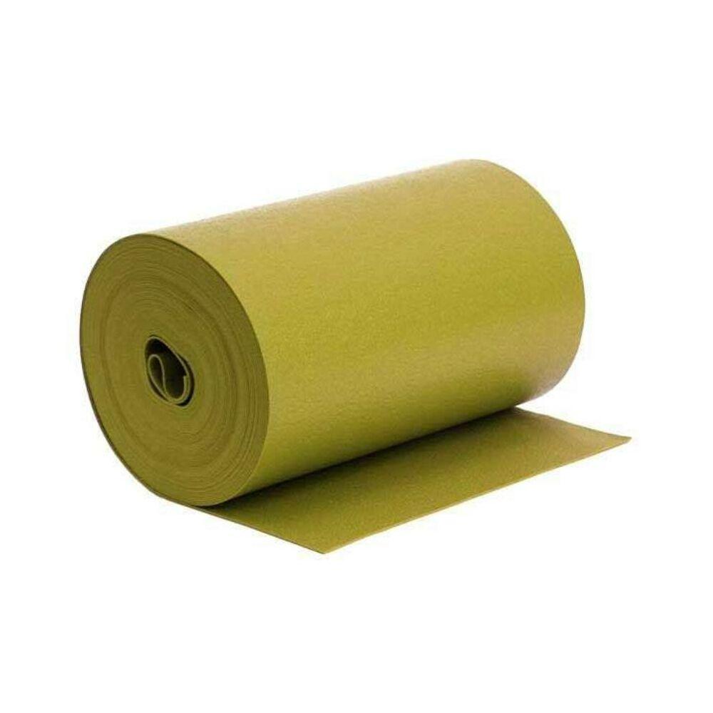 Bodhi Rishikesh 60 jógaszőnyeg tekercs / roll -3000 cm x 60 cm - oliva zöld