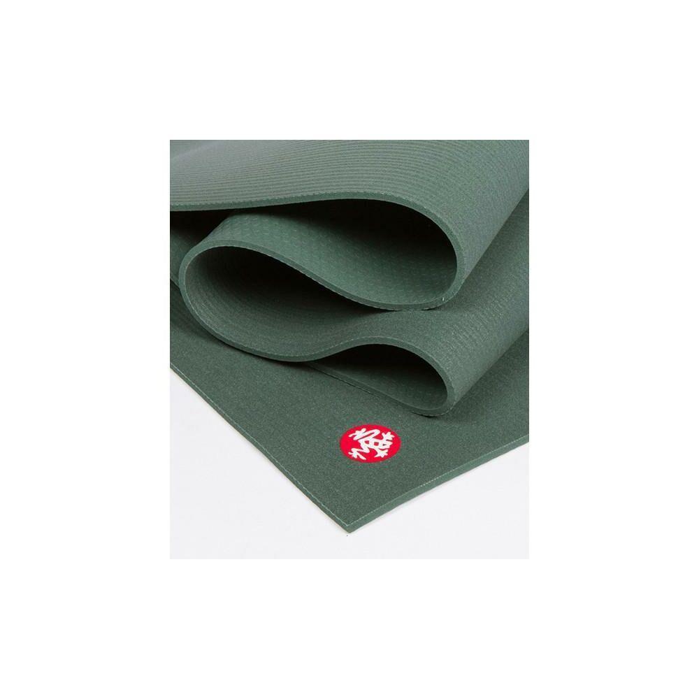 Manduka Pro Black 6 mm jógaszőnyeg - Black Sage 180 x 66 cm