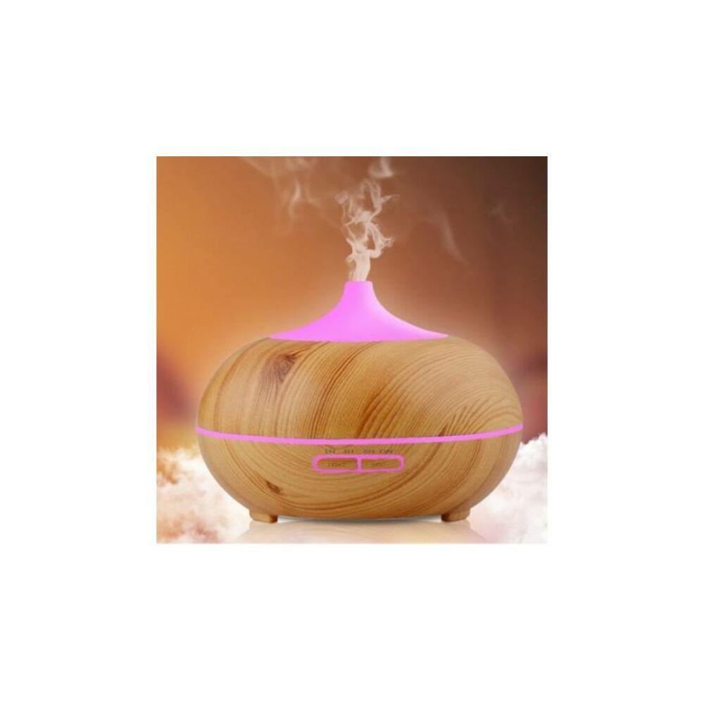 Smell világosbarna ultrahangos aromadiffúzor