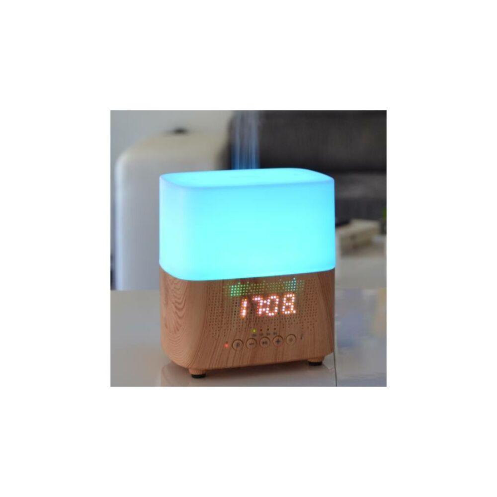 Tempo ultrahangos bluetooth-os aroma diffúzor