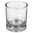 Mécsestartó üveg
