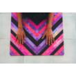 Yoga Design Lab Travel matrac 1mm Chevron Maya