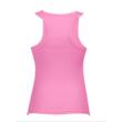 OM motívumos pink színű női trikó
