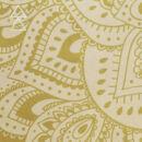 Yoga Design Lab Travel matrac 1 mm Mandala Gold, Arany/sárga