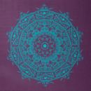 Bodhi Leela 4mm jógamatrac - Mandalával