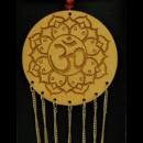 Feng Shui Om dekoráció