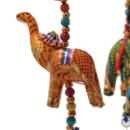 Elefántos Csengődísz