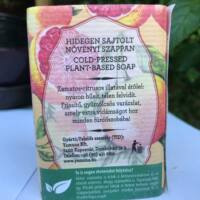 Natural grapefruitos szappan 1db