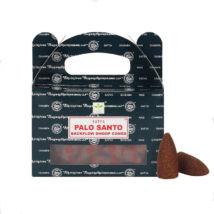 Palo Santo visszaáramló füstölőkúp