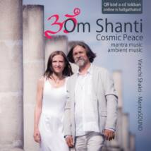 Om shanti - cosmic peace cd