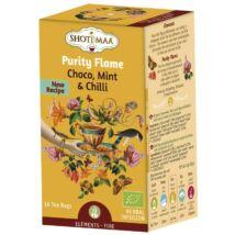 Shoti Maa Purity Flame organic herbal tea