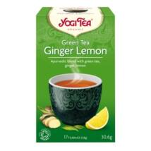 Yogi tea -  Zöld tea + Ginger Lemon - Gyömbér Citrom