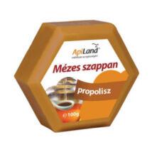 Apiland mézes méhviaszos szappan 100g
