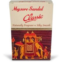 Mysore szappan szantál classic 125g