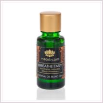 Breathe easy esszenciáis illóolajkeverék, Könnyű lélegzet Madebyzen
