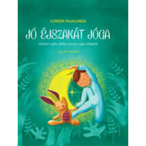 Jó éjszakát jóga - Elalvást segítő játékos pózok a jóga világából