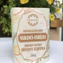 natural szappan narancs fahéj-110g