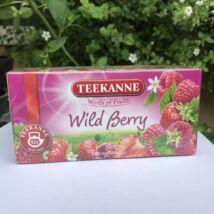 Teekanne wild berry eper és málna ízű gyümölcstea filteres 20db/csomag