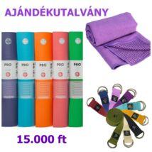 Ajándékutalvány a Webshopba: 15.000 Ft